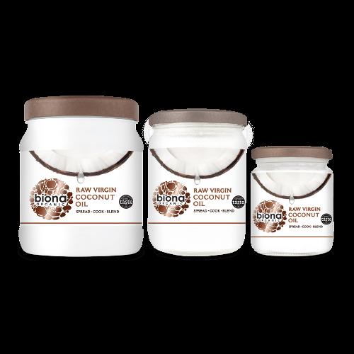 Biona Raw Virgin Organic Coconut Oil