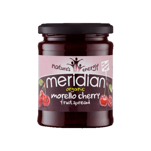 Meridian Organic Morello Cherry Fruit Spread