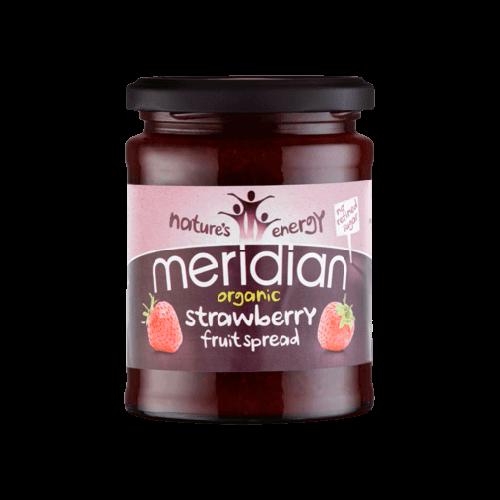 Meridian Organic Strawberry Fruit Spread