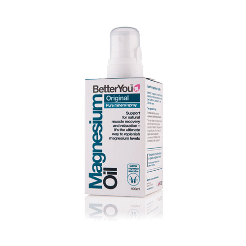 better you magnesium oil original spray