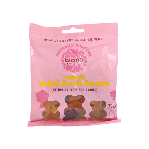biona organic jelly bears