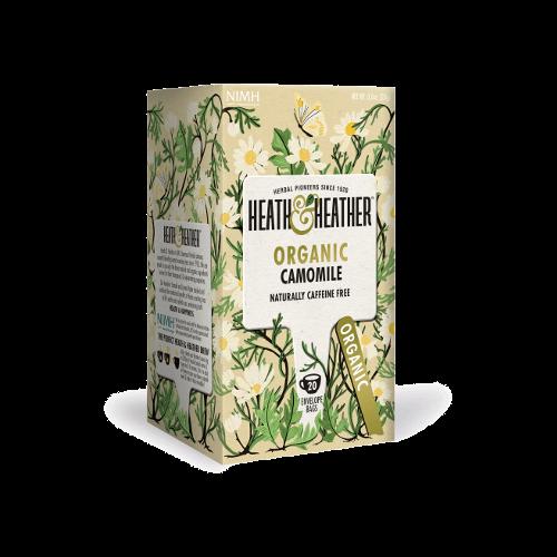 heath heather camomile tea