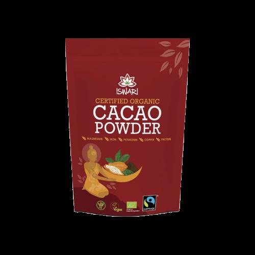 iswari organic cacao powder