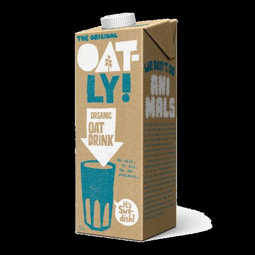 oatly organic oat drink