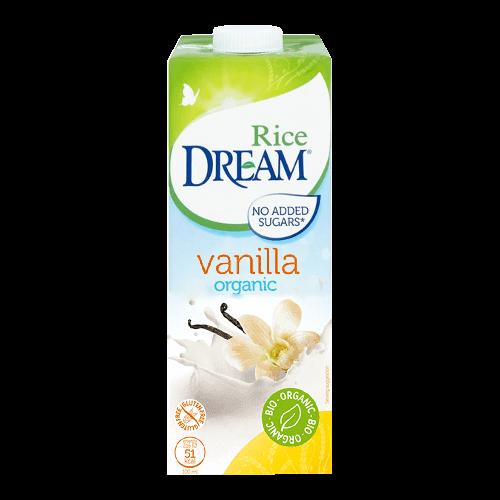 rice dream organic vanilla