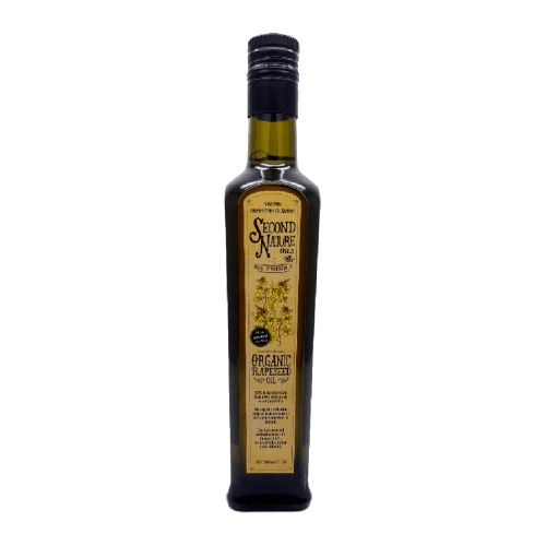 second nature organic rapeseed oil