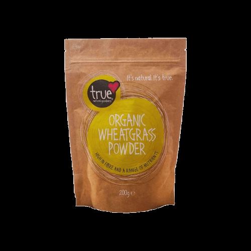 true natural goodness organic wheatgrass powder 200g